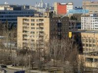 район Нагатино-Садовники, проезд Коломенский, дом 17. общежитие