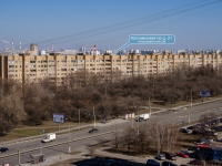 район Нагатино-Садовники, проезд Коломенский, дом 21. многоквартирный дом