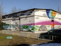 район Нагатино-Садовники, проезд Коломенский, дом 21 к.1. хозяйственный корпус