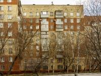 район Нагатино-Садовники, проезд Коломенский, дом 23 к.2. многоквартирный дом