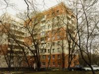 район Нагатино-Садовники, проезд Коломенский, дом 25 к.1. многоквартирный дом