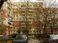 район Нагатино-Садовники, проезд Коломенский, дом 25 к.2. многоквартирный дом