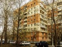 район Нагатино-Садовники, проезд Коломенский, дом 25 к.3. многоквартирный дом
