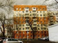 район Нагатино-Садовники, проезд Коломенский, дом 27 к.3. многоквартирный дом