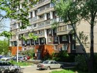 Нагатино-Садовники район, улица Нагатинская, дом 15 к.3. многоквартирный дом