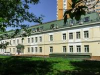 улица Нагатинская, дом 27 к.4. офисное здание