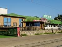 Нагатино-Садовники район, улица Нагатинская, дом 1 с.4. многофункциональное здание