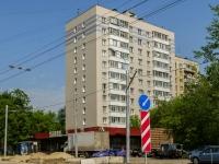 Нагатино-Садовники район, улица Нагатинская, дом 9 к.1. многоквартирный дом