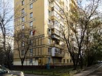 Нагатино-Садовники район, улица Нагатинская, дом 9 к.2. многоквартирный дом