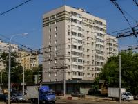 Нагатино-Садовники район, улица Нагатинская, дом 11 к.1. многоквартирный дом