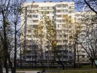 Нагатино-Садовники район, улица Нагатинская, дом 11 к.2. многоквартирный дом