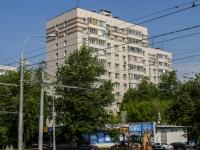 Нагатино-Садовники район, улица Нагатинская, дом 15 к.1. многоквартирный дом