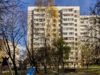 Нагатино-Садовники район, улица Нагатинская, дом 15 к.2. многоквартирный дом
