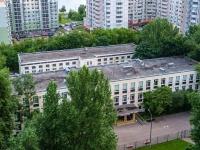 Нагатино-Садовники район, набережная Нагатинская, дом 12 к.1. школа №507