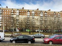 , avenue Andropov, house 26. Apartment house