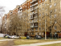 , avenue Andropov, house 28. Apartment house