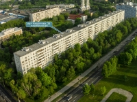 , avenue Andropov, house 38. Apartment house