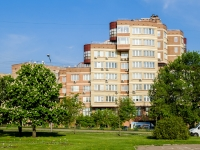, avenue Andropov, house 42 к.1. Apartment house