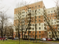 , avenue Andropov, house 50 к.1. Apartment house
