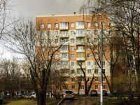 , avenue Andropov, house 50 к.3. Apartment house