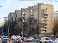 улица Новинки, дом 4. многоквартирный дом
