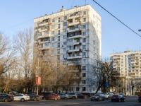 улица Новинки, дом 9. многоквартирный дом