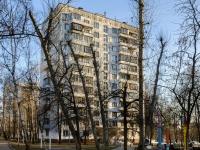 улица Новинки, дом 15. многоквартирный дом