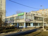 Андропова проспект, дом 15. офисное здание