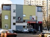 Андропова проспект, дом 31А. многофункциональное здание