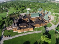 Андропова проспект, дом 39 с.69. музей Дворец царя Алексея Михайловича в Коломенском