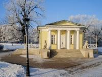 Андропова проспект, дом 39 с.15. музей Дворцовый павильон 1825 года