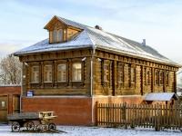 Андропова проспект, дом 39 с.72. музей Усадьба коломенского крестьянина, дом-музей