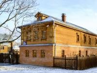 Андропова проспект, дом 39 с.75. музей Усадьба кузнеца, дом-музей