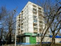 Нагатинский Затон район, улица Судостроительная, дом 11 к.1. многоквартирный дом