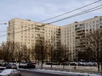 район Нагатинский Затон, Кленовый бульвар, дом 13 к.1. многоквартирный дом