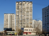 район Нагатинский Затон, Коломенская ул, дом 3