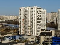 Москва, район Нагатинский Затон, Коломенская ул, дом12 к.3