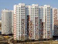 Москва, район Нагатинский Затон, Коломенская ул, дом12 к.1