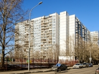 Нагатинский Затон район, набережная Коломенская, дом 18. многоквартирный дом