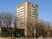 Нагатинский Затон район, улица Речников, дом 14 к.2. многоквартирный дом