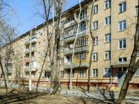 Нагатинский Затон район, улица Речников, дом 18 к.1. многоквартирный дом