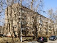 Нагатинский Затон район, улица Речников, дом 18 к.2. многоквартирный дом