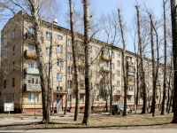 Нагатинский Затон район, улица Речников, дом 20 к.1. многоквартирный дом