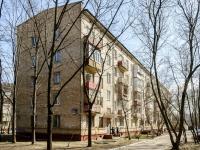Нагатинский Затон район, улица Речников, дом 22 к.2. многоквартирный дом