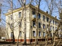 Нагатинский Затон район, улица Речников, дом 22 к.3. многоквартирный дом