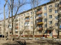 Нагатинский Затон район, улица Речников, дом 24 к.1. многоквартирный дом