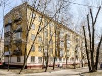 Нагатинский Затон район, улица Речников, дом 26 к.1. многоквартирный дом