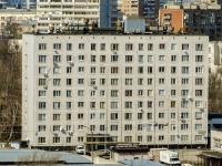 Нагатинский Затон район, улица Речников, дом 28 к.1. общежитие