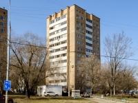 Нагатинский Затон район, улица Речников, дом 30. многоквартирный дом