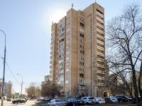 Нагатинский Затон район, улица Речников, дом 32. многоквартирный дом